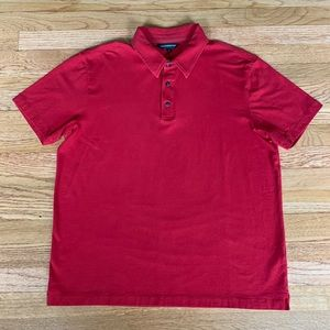 Express Polo Men's Short Sleeve Shirt